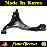 AutoShack CAK742258 Front Lower Driver Side Suspension Control Arm with Bushing Replacement for 2010 2011 2012 2013 Kia Forte Koup 2012 2013 Forte5 2.0L 2.4L