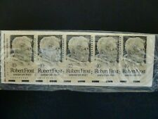 USA 1974  $.10 #1526 Robert Frost Issue Vending Pack of 10 MNH - See Images