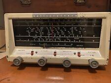 More details for vintage short wave radio hallicrafters receiver s-38e