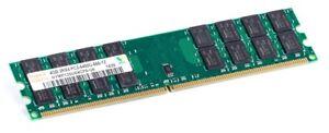 4 GB DDR 2 Arbeitsspeicher PC6400 800 MHz RAM 4096 MB PC Speicher Computer 4GB
