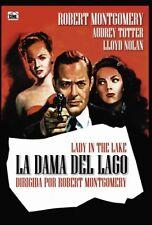 La dama del lago DVD