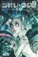 Sky-Doll 1, Splitter