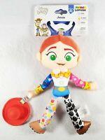 Brand New Lamaze Clip & Go Jessie Soft Doll Sensory Pram Teether Toy Story Baby