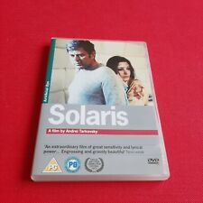 Solaris (DVD, 2002, 2-Disc Set) UK