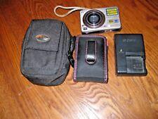 Sony Cyber-shot DSC-W120 7.2 MP Digital Camera 1080p HD-Silver] Tested Fast Ship