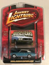 1970 BUICK GS - 1/64 - BLUE - JOHNNY LIGHTNING MUSCLE CARS