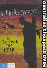 Jeepers Creepers 2 DVD NEW, FREE POSTAGE WITHIN AUSTRALIA REGION ALL