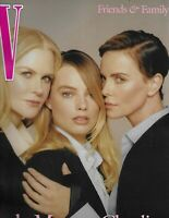 W Magazine Margot Robbie Charlize Theron Nicole Kidman Fashion Accessories 2009