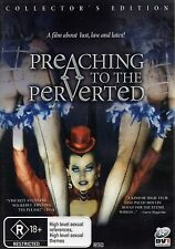 Preaching To The Perverted Collector's Edition (DVD, 2002) BRAND NEW SEALED