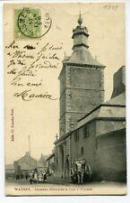 CPA - Carte Postale - Belgique - Wasmes - Ancienne Abbaye de la Cour à Wasmes -