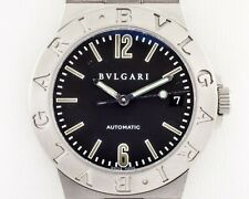 Bulgari Bvlgari Stainless Steel Men's Diagono Automatic Watch LCV 35 S