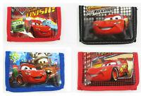 1pcs Disney McQueen Pixar Car Kids Boys Purse Wallet Bag Party Christmas Gifts