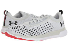 Under Armour Men's Lightning US 14 M Grey Fabric Running Sneakers Shoes $85.00