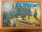 Ho Scale 8 Abies Pine Trees Box Mount ROCO  04783A Modeling Rail kit NEW.