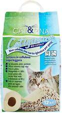 Cat&Rina Catigienica Lettiera per Gatti in Carta, 12 L