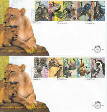 Nature Dutch & Colonies First Day Cover Stamps