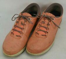 Ecco Cool Yak Leather GTX Gore-Tex Shoes Womens Size 9-9.5 M US / 40 EU Peach