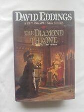 The Diamond Throne Raymond E.Feist 1989 Hardcover