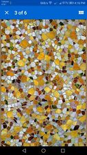 """ARTSCAPE First Stained Glass Textured Window Film 11"""" x 36"""" with Tool"""