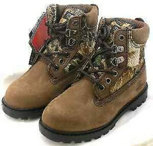 Winchester Boys Waterproof Leather Boots Size 13