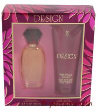 DESIGN BY PAUL SEBASTIAN 2 PCS SET WITH 3.4 oz./100 ml EDP SPRAY FOR WOMEN NIB