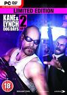 Kane and Lynch 2: Dog Days - Limited Edition PC BRAND NEW
