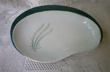 "Vintage CARLTONWARE Australia Design ""Windswept"" 339411 oval serving dish Englan"