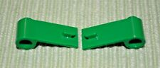 (2 - 1 pr) 1x3x1 Green Car / Truck Door Bricks ~ Lego ~ NEW ~ Auto Truck
