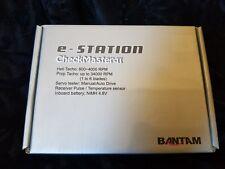 E-STATION BANTAM CHECKMASTER-II SERVO TESTER NEW IN BOX HELIO TACHO:800-4000 RPM