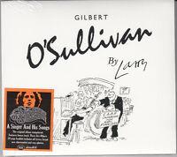 GILBERT O'SULLIVAN By Larry 2013 remastered CD SEALED/NEW bonus tracks