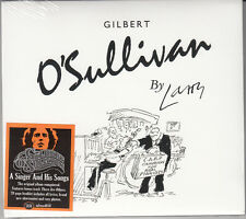 GILBERT O'SULLIVAN By Larry 2013 remastered CD SEALED/NEW bonus tracks