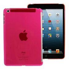 LUJO FUNDA PROTECTORA Efecto Diseño para Apple iPad Mini CUBIERTA CARCASA+