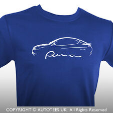 FORD PUMA INSPIRED CLASSIC CAR T-SHIRT