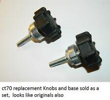 HONDA z50 z50A K3-78 ct70 ct70hko ko minitrail knobs & base NEW ct70 ST70 ST50e