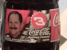 NASCAR 1999 Dale Earnhardt #3 coke bottle