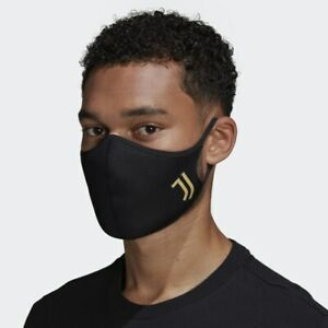 Juventus Adidas Face Cover / Face Mask⎪M/L⎪(Pack of 3)