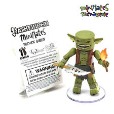 Pathfinder Minimates GenCon Exclusive Preview Goblin in Sealed Promo Bag