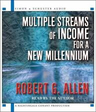 New 11 CD Multiple Streams of Income for a New Millennium by Robert Allen