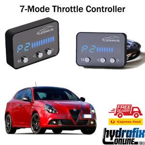 Alfa Romeo Giulietta 2010 - Onwards / Windbooster 7 Mode Throttle Controller