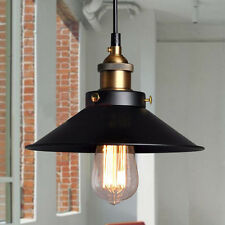 Retro Fixture Ceiling Lamp Industrial Iron Vintage Pendant Light Deco Chandelier