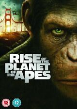 Rise of the Planet of the Apes (DVD 2012) James Franco