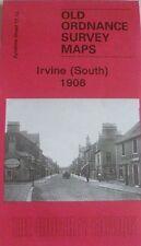 Old Ordnance Survey Maps  Irvine South Ayrshire Scotland  1908 Sheet 17.13 New