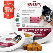 Cranberry For Dogs, Cures & Prevents Painful Urinary Tract Infections Antibiotic