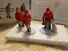 Dept 56 - The Fire Brigade - Heritage Village Collection - Brand New