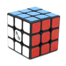 3x3x3 Speed Cube Smooth Magic Cube Puzzle Toy Quicker Black Enhanced 56mm/2.2""