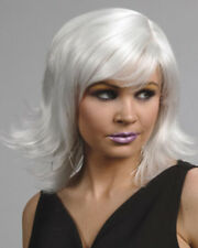 Anime Enigma Costume Wig X Men Storm Last Stand White Short Haley Berry