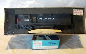 ATHEARN HO BLUE BOX #4761 COTTON BELT / SSW GP-60 No. 9664 - NEW OLD STOCK