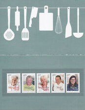 2014 Australian Legends of Cooking - Post Office Pack