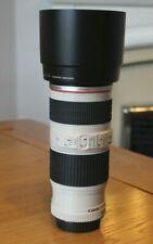 Canon Zoom Lens EF 70-200mm 1:4 L IS USM