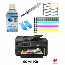 Epson nozzle unblocker 60ml Print head cleaner WF-3620 WF-3540 WF-2660 WF-2630